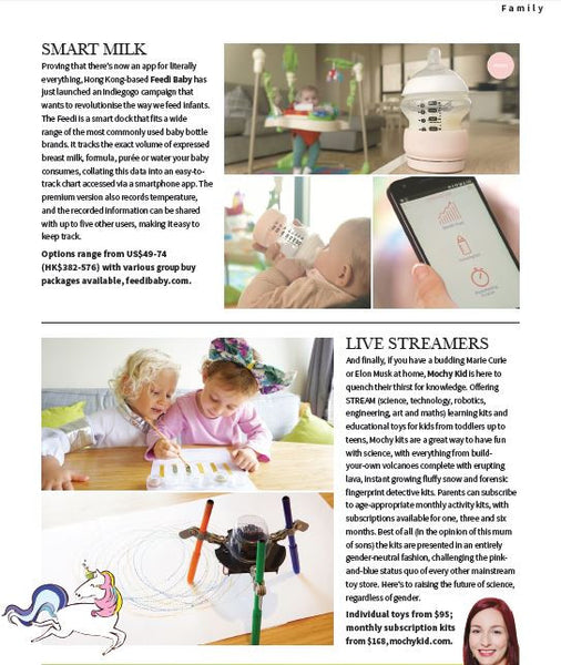 liv magazine, hk education company, stem, steam, stream, activity kit, toy, subscription, feature, hk, school, kid, children, diy, tutorial, how to