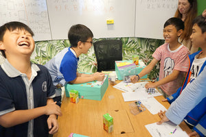 2019 Intensive Summer Camp: Mensa-inspired iBanker IQ (Age 7-14) | 智商俱樂部夏令營 - Moinàrchy MIY (HK)