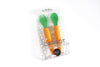 Carrot Spoon and Fork Set - Mochy Kid