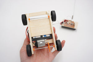 Circuit Board Race Car (remote controlled)(經典款電路板遙控車)