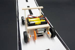 Circuit Board Race Car (remote controlled)(經典款電路板遙控車) - Moinàrchy MIY (HK)