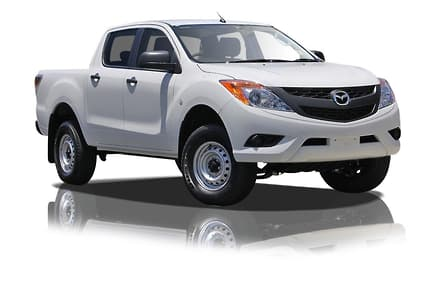 Mazda BT-50 (2012 to 2018)