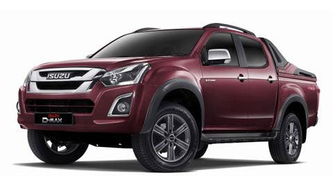 Isuzu D-Max (2017 onwards)