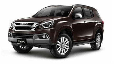 Isuzu MUX (2017 onwards)