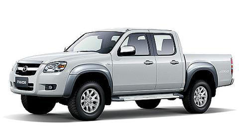 Mazda BT-50 (2006 to mid 2011)