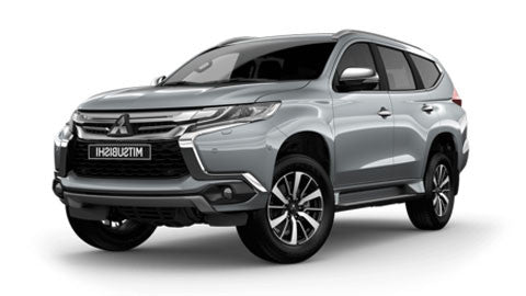 Mitsubishi Pajero Sport (2016 to current)