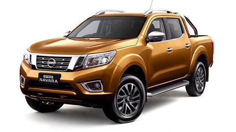 Nissan Navara NP300 (2015 onwards)