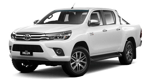 Toyota Hilux (2015 - current)