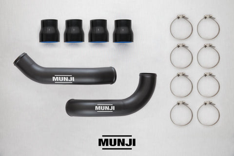 "2.5"" Intercooler Hard Pipe Upgrade (Isuzu D-Max 2017 to 2020 / MUX 2017 onwards)"