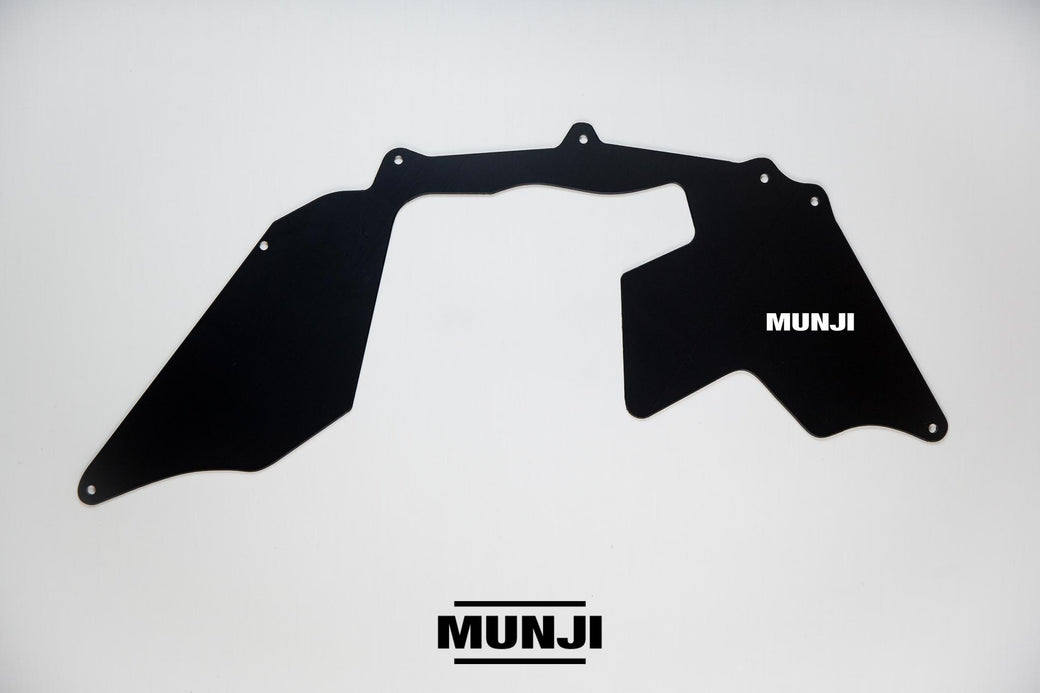 Composite Inner Guard Replacements FRONT - HILUX (2015 - Current)