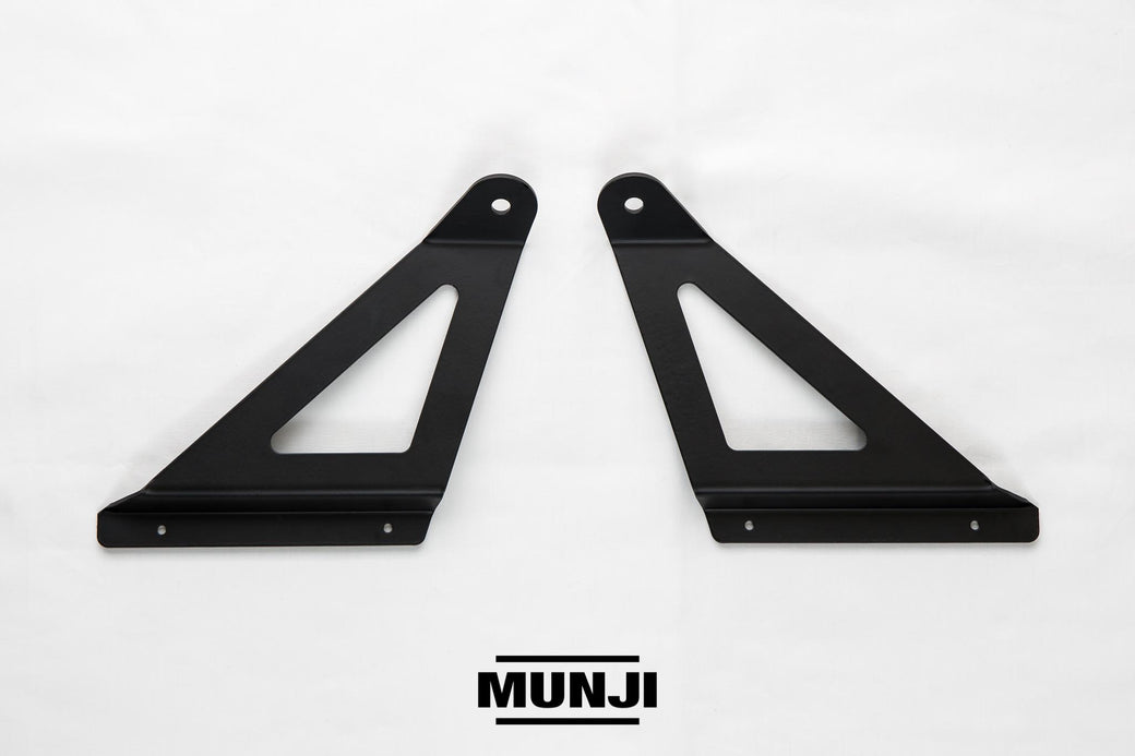 "LED Light Bar Mount (to suit 42"" curved bar) (RA, RA7, RC, Early D-Max Shape)"