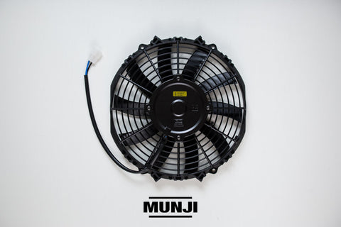 "10"" Reversible Skew Blade Fan"
