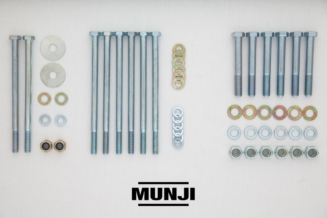 "2"" Body Lift Kit (Isuzu D-Max and Mazda BT-50 2020/2021 - 4JJ3)"