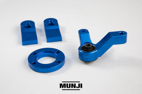 Munji Diff Drop Relocation (Isuzu D-Max/MUX 2012 to current)