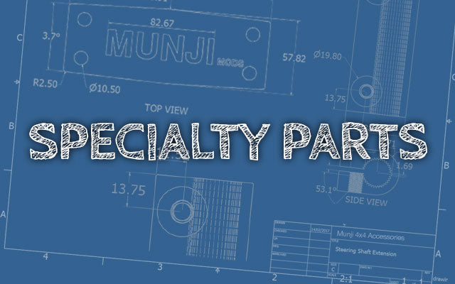 Specialty Parts Button