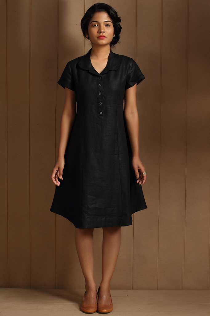 Beypore Dress ~ Pepper