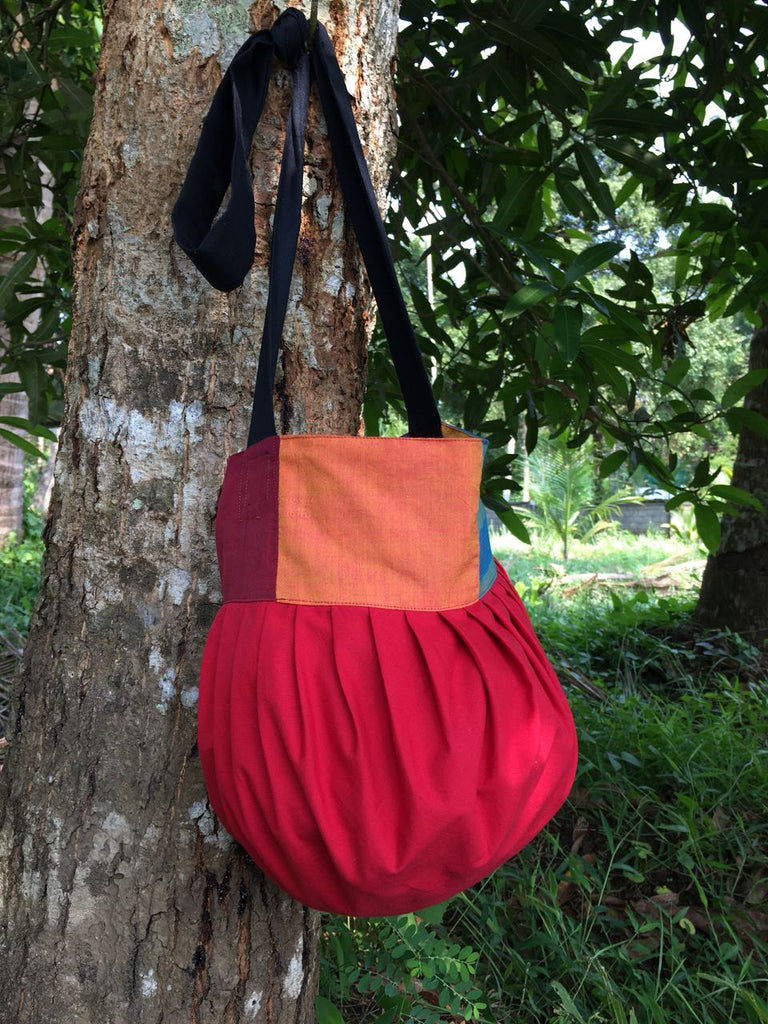 Patchwork Potli Bag
