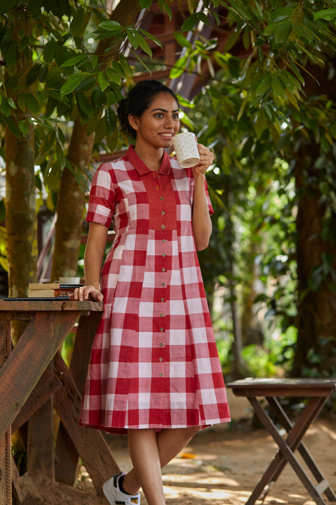 Phryne Shirt Dress