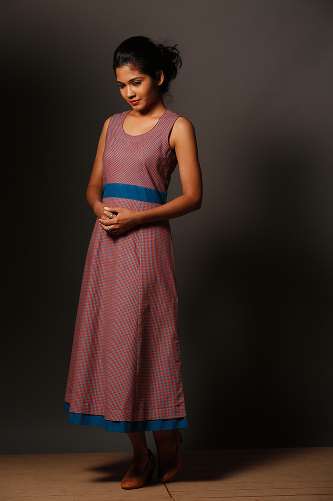 Niram` Kaithari Dress