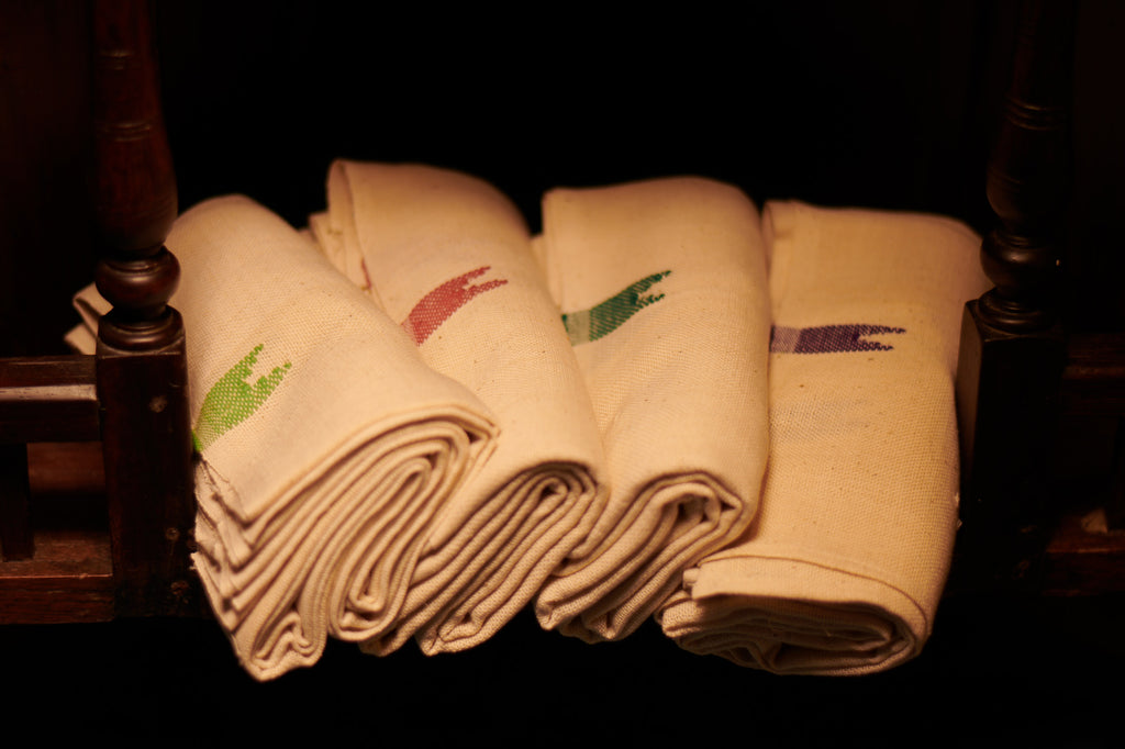 Puliyilakara Towel - Set of 4