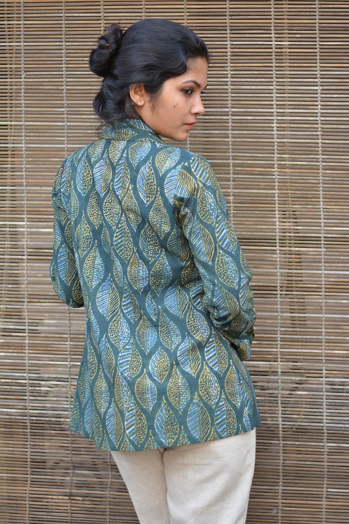 Kashthi Open Jacket
