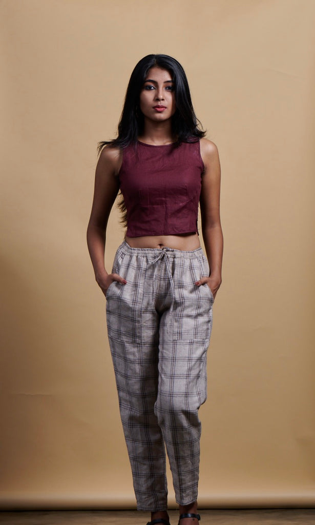 Lara Linen Trousers