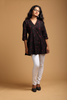 Mulberry Ikat Tunic