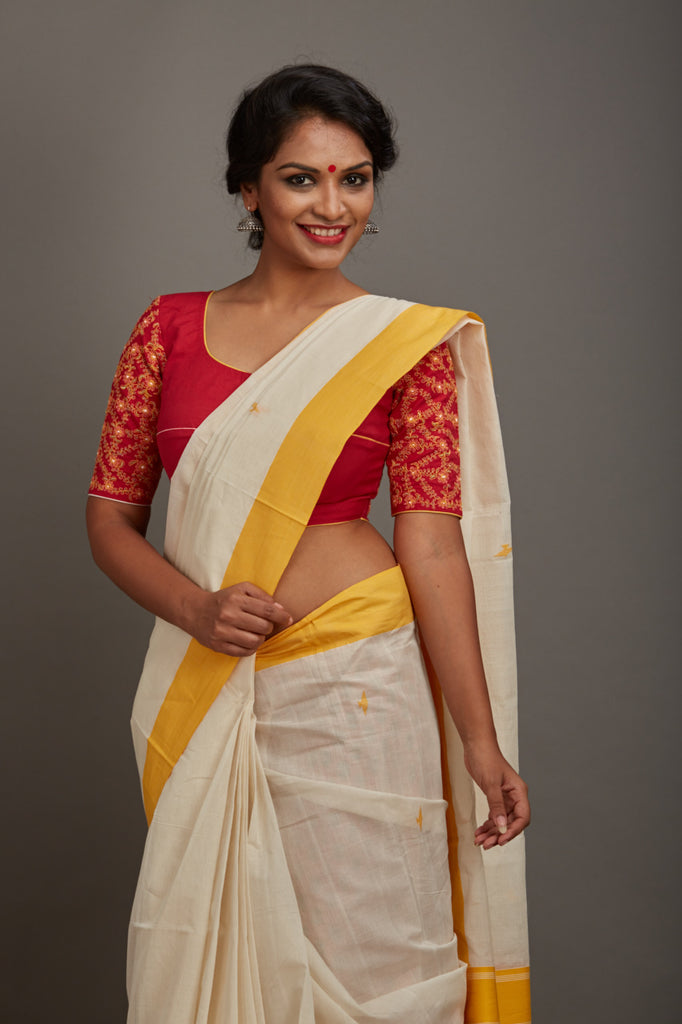 Theni Blouse