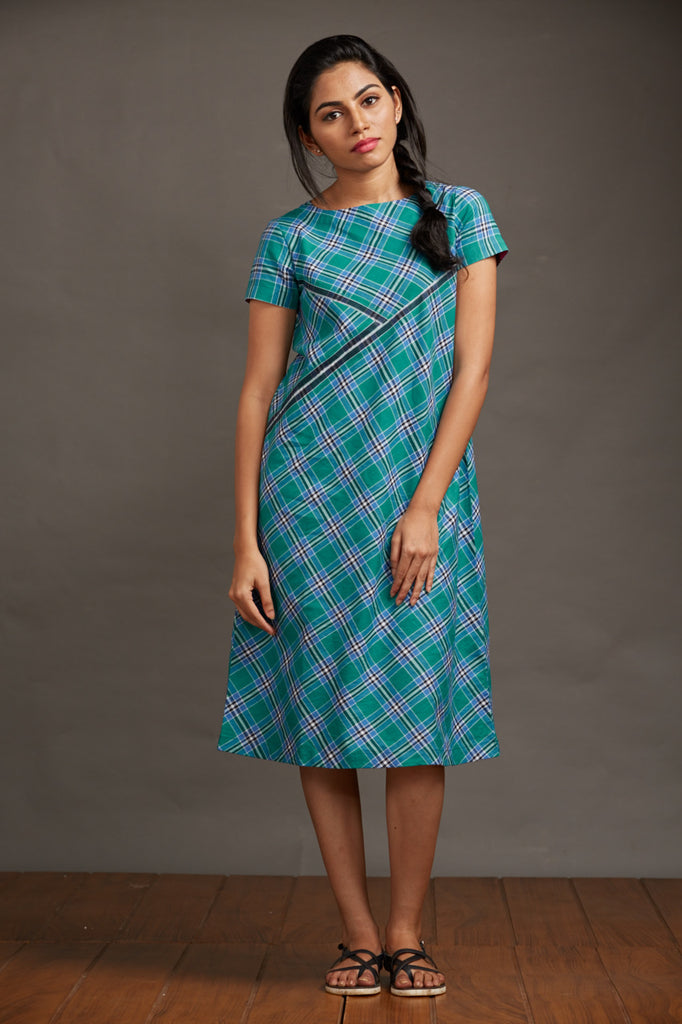 Lungi Bias Dress - FLOOD SURVIVOR