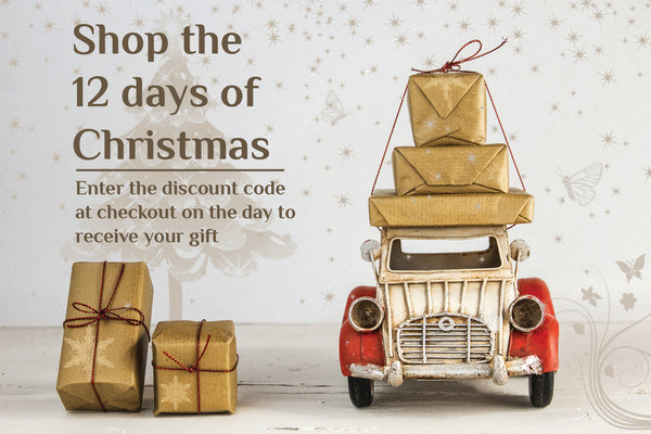 Shop The 12 Days of Christmas