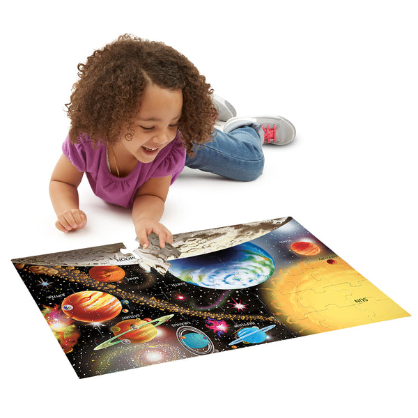 Educational Floor Puzzles from Melissa & Doug