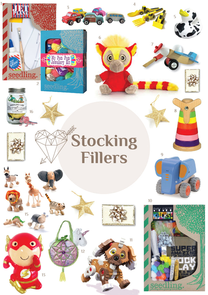 Last Minute Stocking Fillers