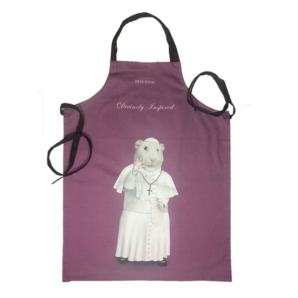 Pets Rock Church Apron