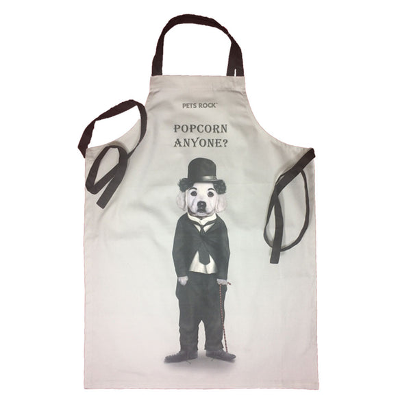 Kids Apron - Pets Rock Tramp Apron