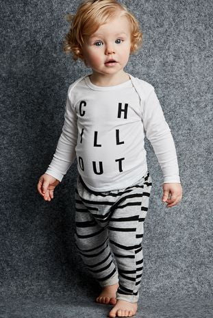 SOOKIbaby Chill Out Long Sleeve Tee