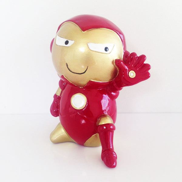 Ironman Moneybox