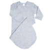 Linzi Merino Sleep Pod - Blue Grey Shadow Stripe