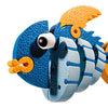 Kids Toy - Bloco Marine Creatures - Animal Toy - Multi