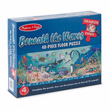 Melissa & Doug Search and Find Under the Sea Floor Puzzle