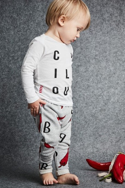 SOOKIbaby Chilli Sweat Legging