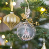 Sophie the Giraffe Christmas Bauble