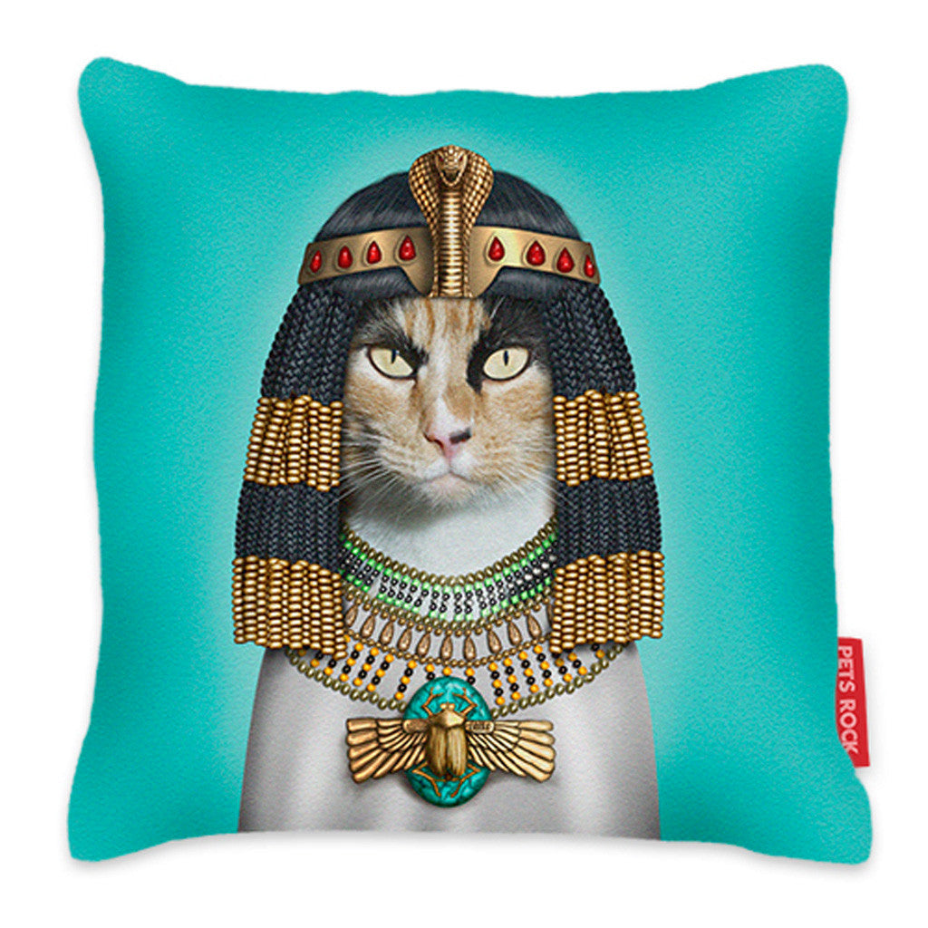 Pets Rock Cleo Cushion