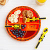 Constructive Eating Construction 3 Piece Cutlery Set
