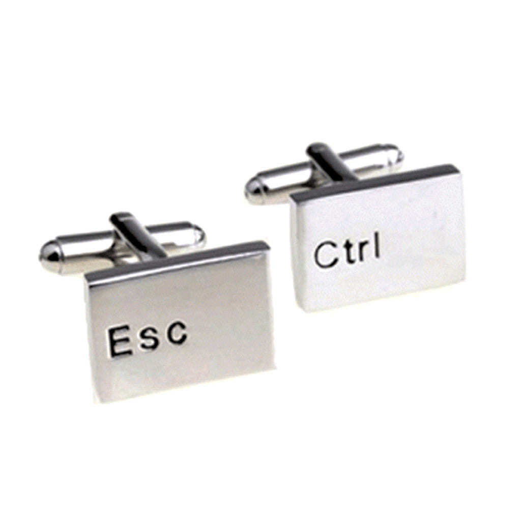 Cufflink Suite Control Escape Cuff Links