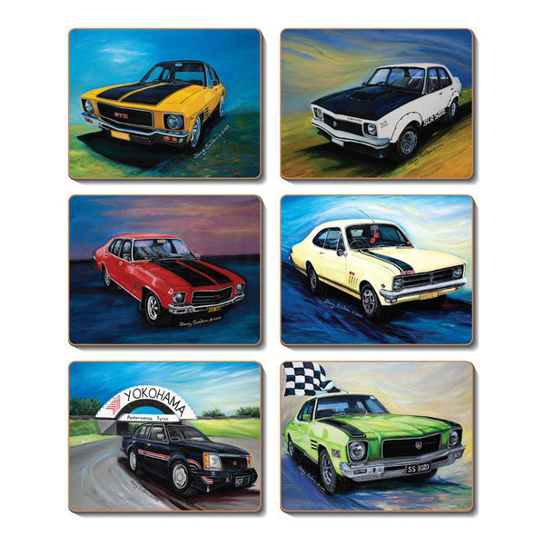 Capulet Holden Coasters