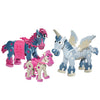 Kids Toy - Bloco Horses and Unicorns - Animal Toy - Multi