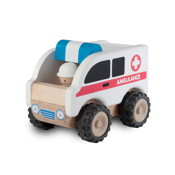 Wonderworld Mini Ambulance