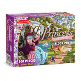 Puzzle for Kids - Melissa & Doug Princess Floor Puzzle - Kids Toy