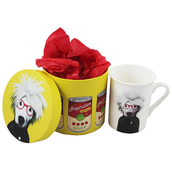 Pets Rock Gift Boxed Coffee Mug Soup