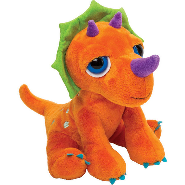 Suki Triceratops Orange
